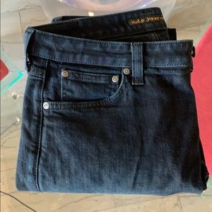 Organic Cotton Skinny Fit By Nudie Jeans 33x29